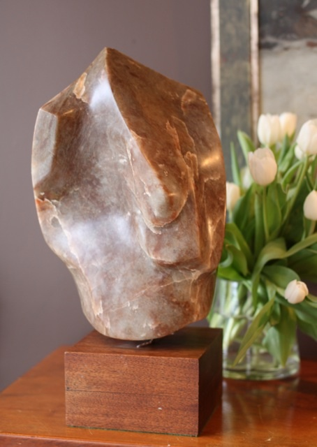 art,sculpture,stone, vintage